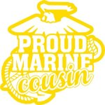 Marine Cousin Stickers