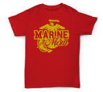 Marine Mom Tees