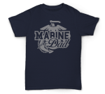 Marine Dad Tees
